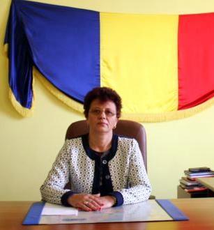 Maria Moldovan - Primar Beica de Jos